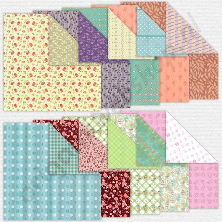 origami romance 20 x 20 cm de origami webshop