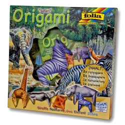 Origami Safari Set