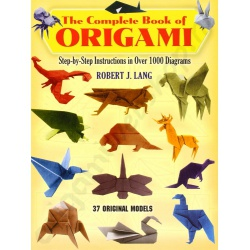 The Complete Book of Origami (Engels) - Robert J. Lang