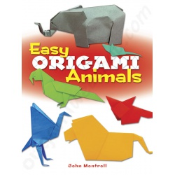 Boek Easy Origami  Animals - John Montroll