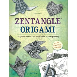 Boek Zentangle Origami