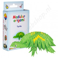 Modulaire Origami 3D Kit Schildpad